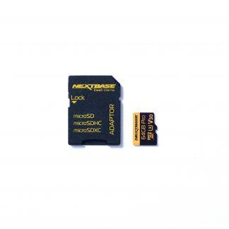 Nexbase Dash Cam Micro SD