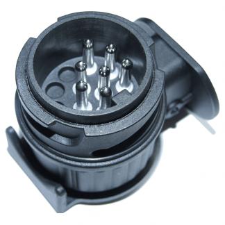 13 Pin to 7 Pin short adaptor