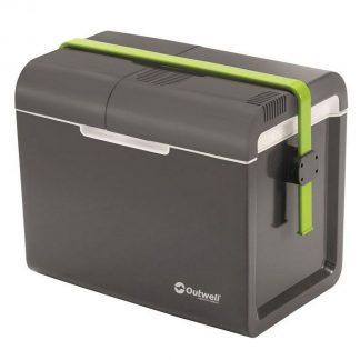 Ecocool Grey 35L 12V-230V Coolbox